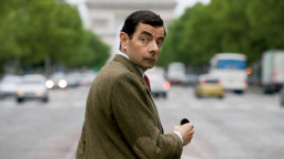 Mr. Bean lomailee
