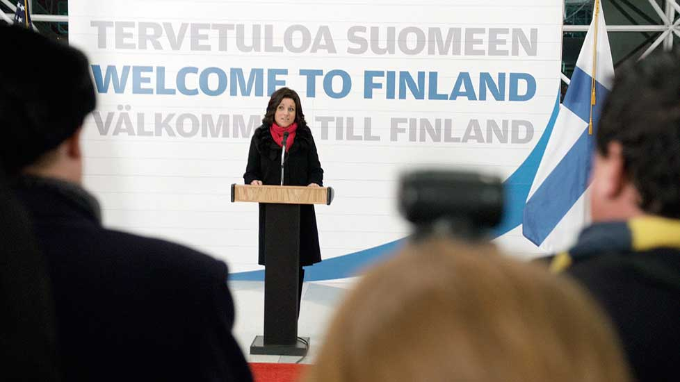 Odotettu Suomi-jakso