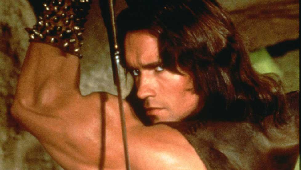 Arnold palaa suosikkirooliin