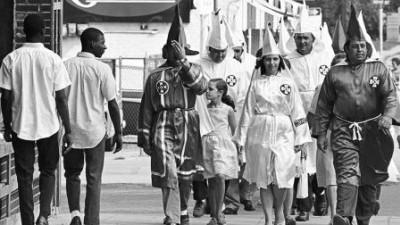 Ku Klux Klanin jälleensyntymä