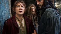 Bilbo Reppuli haastaa Smaugin