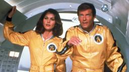 Bond päätyy avaruuteen