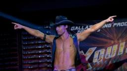 Channing Tatum stripparina
