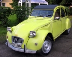 Citroën II CV