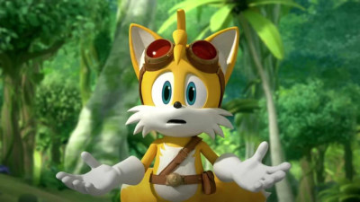 Sonic Boom (S)
