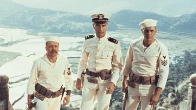 Kino: Tykkivene Jangtse-joella