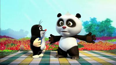 Myyrä ja Panda (S)