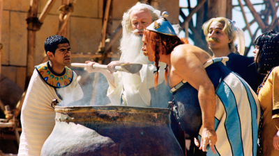 Asterix ja Obelix: Tehtävä Kleopatra