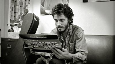 Bruce Springsteen: omin sanoin