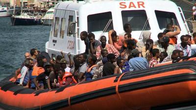 Ulkolinja: Pakolaisbisnes