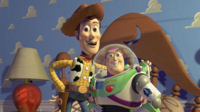 Toy Story - Leluelämää (7)