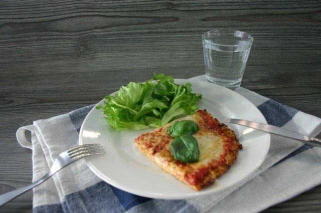 Kukkakaalipizza