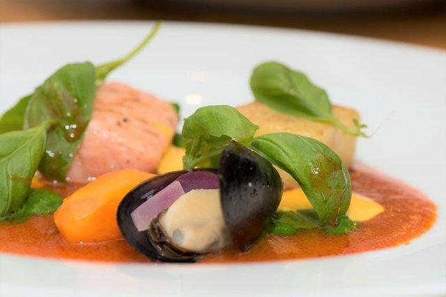 Bouillabaisse - kalakeitto Krapin tyyliin